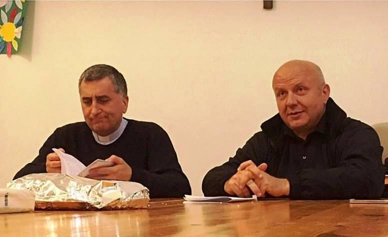 vignole. DOMENICA L'INGRESSO DI DON ALESSANDRO MARINI