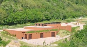 Impianto di compostaggio della 'Sistemi Biologici', Piteglio