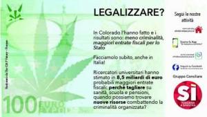 Legalizzazione mariuana