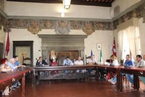 Incontro Coldiretti Pistoia su consorzio bonifica 2