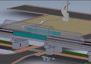 Progetto Ferrovia a Pieve a Nievole