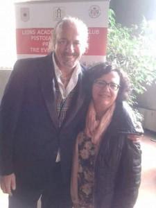 Enio Drovandi e Maria Lorello