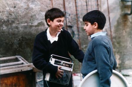 """apriti chiostro. """"ROSSO COME IL CIELO"""" AL CASONE DE' BARDI"""