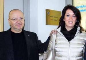 Misericordia Agliana: Corrado Artioli e Ilaria Signori