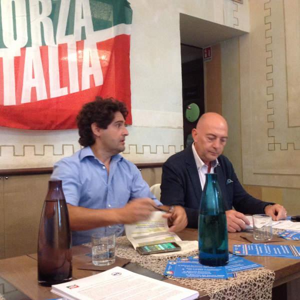 terremoto. FORZA ITALIA PISTOIA SOSPENDE LE MANIFESTAZIONI IN SEGNO DI RISPETTO