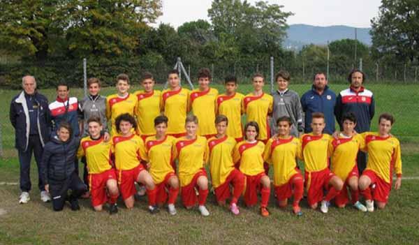 calcio giovanile. G.S. PISTOIA NORD : NUOVA STAGIONE CON TANTE NOVITÀ