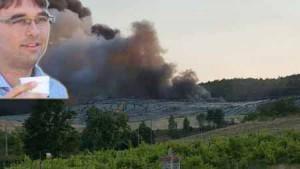 Incendio al Cassero: perché non parla l'assessore all'Ambiente?