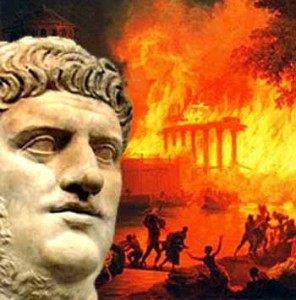 Nerone e l'incendio di Roma