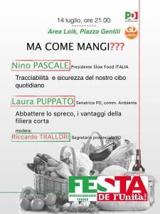 Nino Pascale Slow Food