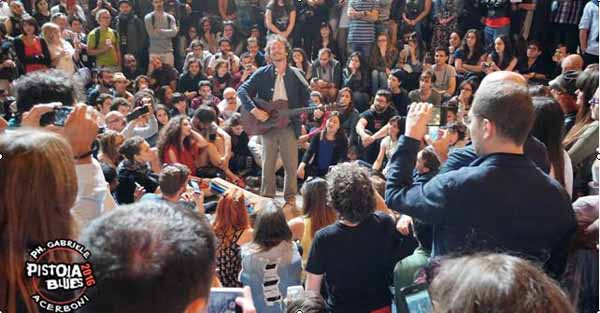 PISTOIA BLUES FESTIVAL 2016: CHIUSA UNA DELLE EDIZIONI PIÙ RICCHE DI ESCLUSIVE