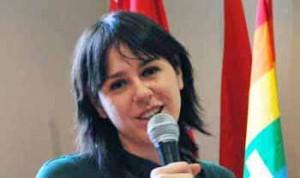 Silvia Biagini, Cgil