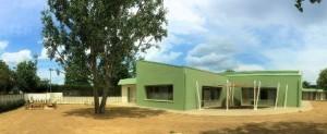 Il nuovo asilo di via Lippi