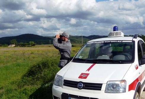 polizia provinciale. RIPRENDE L'ATTIVITÀ SU CACCIA E PESCA