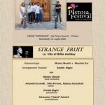 Locandina di Strange Fruit