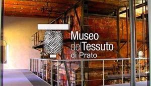 Museo del tessuto a Prato