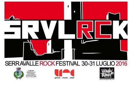 "PARTE IL ""SERRAVALLE ROCK FESTIVAL"""