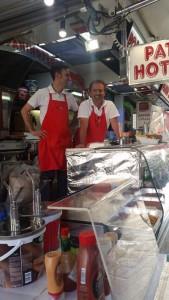 Street food a San Giovanni