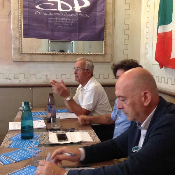 """referendum. IL NO DI """"FORZA ITALIA"""""""