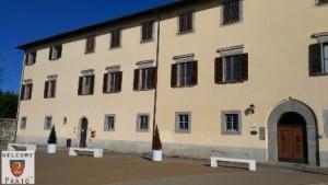 Montemurlo, villa Giamari (esterno)