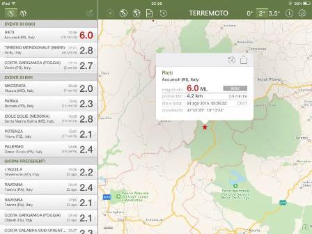 terremoto. PROTEZIONE CIVILE DI PRATO PRONTA A INTERVENIRE