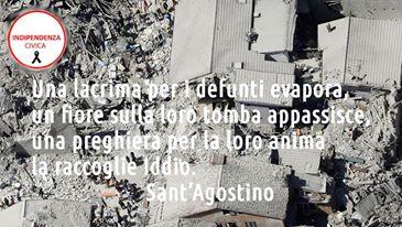 """terremoto. """"UN PONTE SOLIDALE"""" CON IL CENTRO ITALIA"""