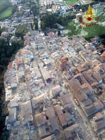 terremoto. LUNEDÌ A PRATO INCONTRO EMERGENZE