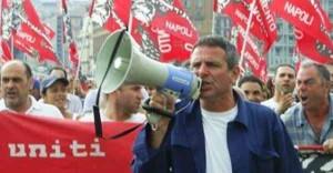 La protesta napoletana
