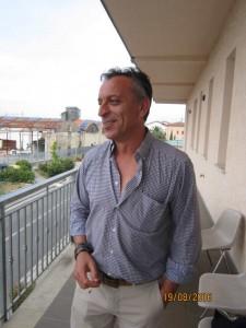 Il Commissario Massimiliano Iacolare