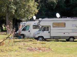 Libero camping alla Macchia Antonini...
