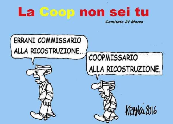«TERREMOTO ITALIA: LA RICOSTRUZIONE?»