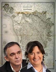 Il Granducato di Toscana dell'èra Rossi-Saccardi