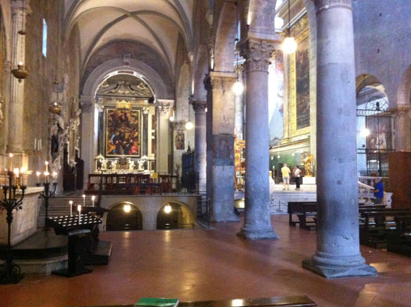 cattedrale. L'OPEROSA MANUTENZIONE DEL PATRIMONIO DI SAN ZENO