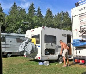 Campeggio libero alla Macchia Antonini