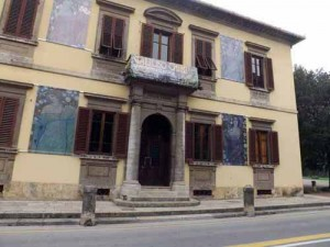 Montecatini. La Palazzina Regia
