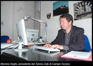 Moreno Seghi [da Il Tirreno]