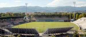 Lo Stadio Melani