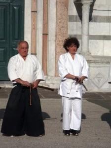 Emilio Tomei e Marzia Ferretti