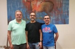 Montemurlo, il sindaco con Parrillo e D'Alatri
