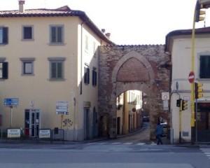 Porta Pistoiese a Prato