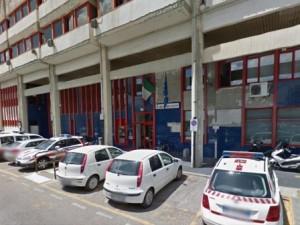 Prato, la sede del comando della Polizia Municipale