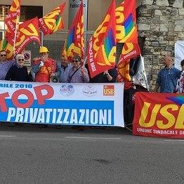 Lavoratori in mobilitazione