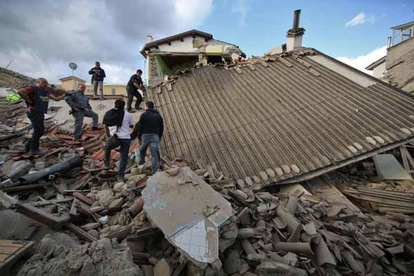 terremoto. RACCOLTA FONDI A RAMINI E VICOFARO