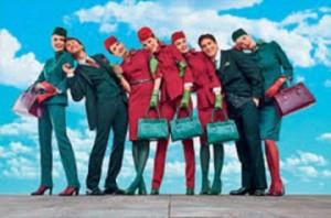 Alitalia: sotto il vestito, niente