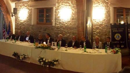 lions club. FESTEGGIATO IL 31° COMPLEANNO