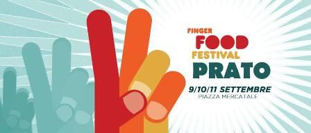 "prato. ""FINGER FOOD FESTIVAL"" IN PIAZZA"