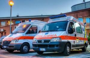 Poggio a Caiano, due ambulanze della Misericordia