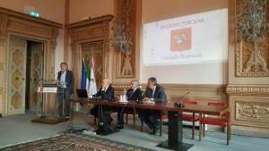 L'incontro a Firenze sul raddoppio della ferrovia