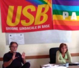 """usb. PUBLIACQUA SPA """"ARROGANTE E MIOPE"""""""