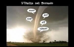 Ecco cos'è un ciclone