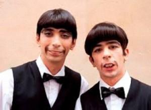 Kuroda e Abe ai tempi del liceo...